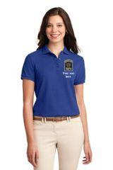DOCR- Port Authority Silk Touch Polo. L500/K500