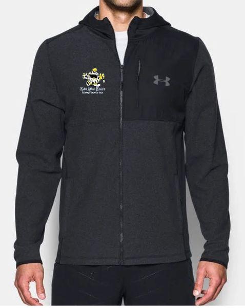 Monopoly- UA ColdGear Infrared Fleece Heavy Full Zip Style #1299160
