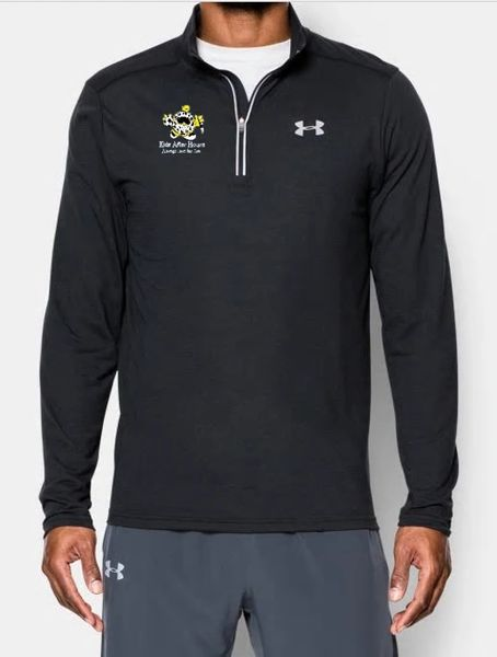 Monopoly- UA Threadborne Streaker ¼ Zip Men's Running Long Sleeve Shirt Style #1271851