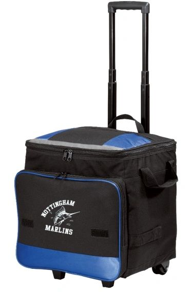Nottingham Marlins- Rolling Cooler BG119