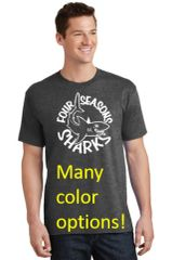 Four Seasons Adult Unisex/Men's T-Shirt (PC54)