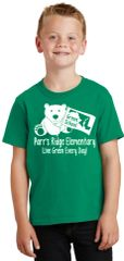 Parr's Ridge Green School - Youth T Shirt (PC54Y)