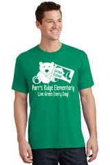 Parr's Ridge Green School - Unisex/Men's T Shirt (PC54)