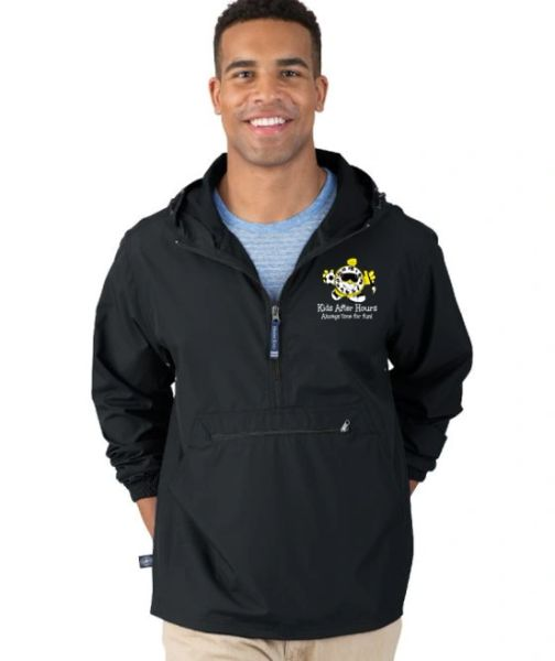 KAH Checkers- Pack n Go Jacket (9904)