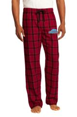 Freedom Dolphins- Adult Flannel Pants