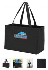 Freedom Dolphins- Essential Tote