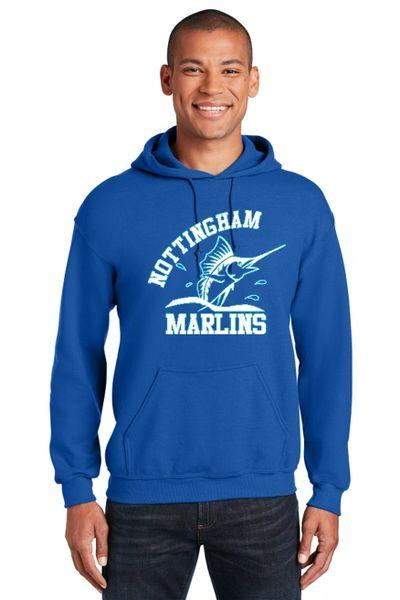Nottingham Marlins- Adult Hoodie