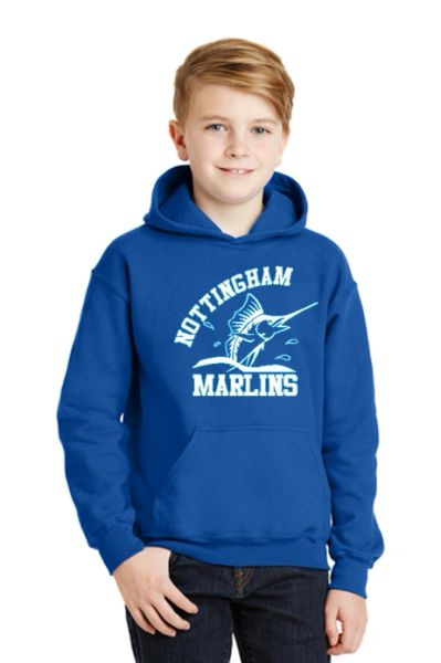 Nottingham Marlins- Youth Hoodie