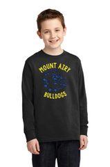 3- Optional- Long Sleeve Youth T-shirt
