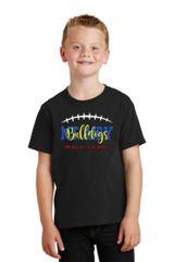 3- Optional- Youth Short Sleeve Tshirt