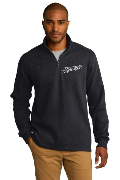 Players on Air- Men's/Unisex 1/4 Zip Jacket