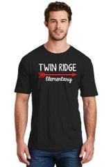 Twin Ridge- Unisex/Men's Tshirt