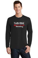 Twin Ridge- Unisex/Men's Longsleeve Tshirt