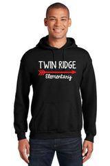 Twin Ridge- Adult Comfy Hoodie