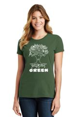 Sandymount- Ladies Short Sleeve T-shirt
