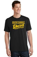 SCHS Chorus- Unisex Short Sleeve Tee – PC54