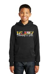 Celebrate Mt. Airy Youth Hoodie