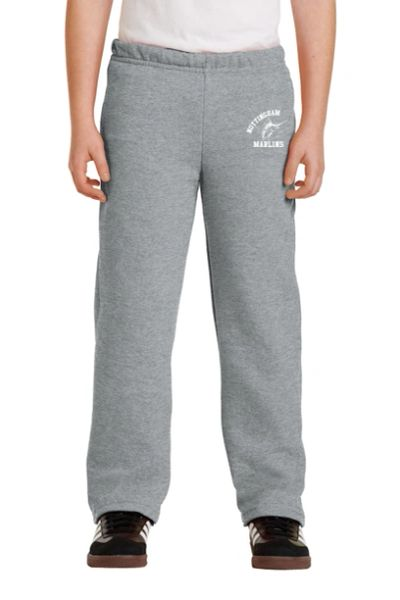 Nottingham Marlins- Youth and Adult Sweatpants