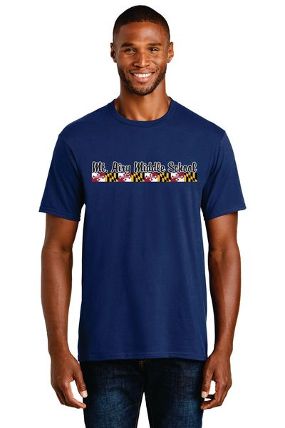 MAMS Spiritwear- Adult Short Sleeve T-shirt - Many Colors!