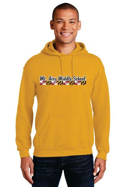MAMS Spiritwear- Adult Hoodie - Many Colors!
