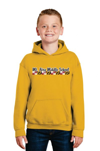 MAMS Spiritwear- Youth Hoodie - Many Colors!
