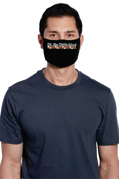 MAMS Spiritwear- Masks- Adult and Youth