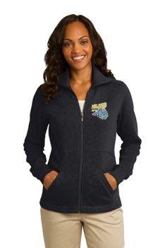 MAMS STAFF- Ladies Full Zip Jacket