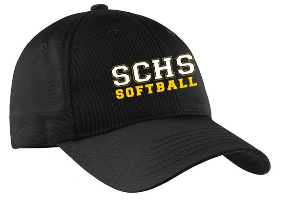 SCHS Softball- Sport Tek Baseball Hat