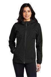 SCHS Softball- Ladies Port Authority Rain Jacket