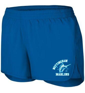 Nottingham Marlins- Girls Shorts