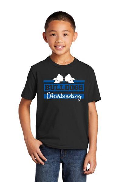 Optional Spiriwear- Youth Short Sleeve Vneck Shirt