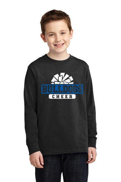 Optional Spiriwear- Youth Long Sleeve Vneck Shirt