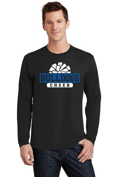 Optional Spiritwear- Unisex/Men's Long Sleeve Shirt