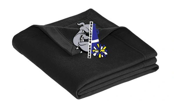 Optional Accessory- Sweatshirt Blanket
