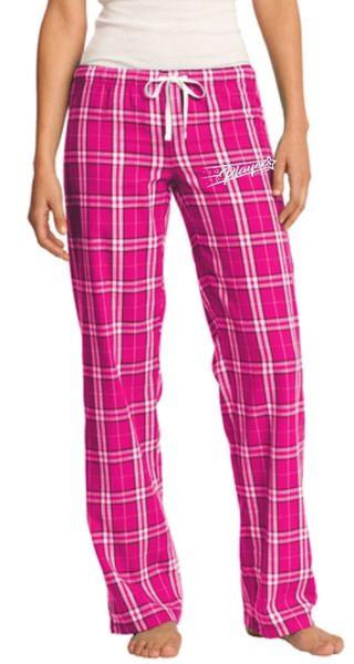 Players on Air- Ladies Flannel Pants
