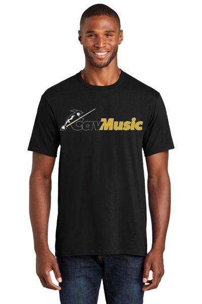 CavMusic- Men's T-Shirt