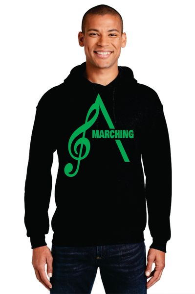 AHS Marching Band- Adult Hoodie
