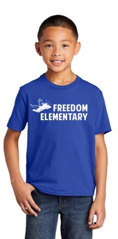 Freedom Elementary- Youth Short Sleeve Tee