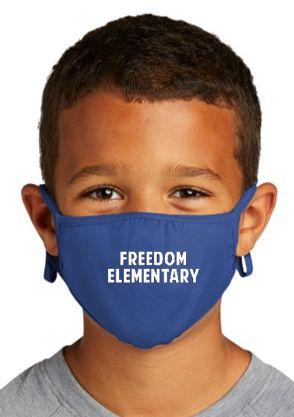 Freedom Elementary- Youth Masks