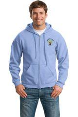 GUMC- Full Zip Hooded Sweatshirt (Unisex)