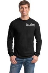 "Parr's Ridge- Men's/Unisex ""Proud to be a Polar Bear"" Long Sleeve"