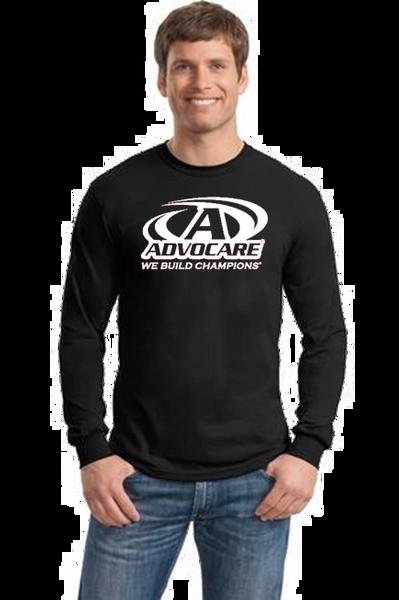 Advocare- Men's/Unisex Crewneck Long Sleeve T-Shirt