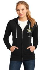 KAH Scrabble- Ladies Zip Up Hoodie (DT456)
