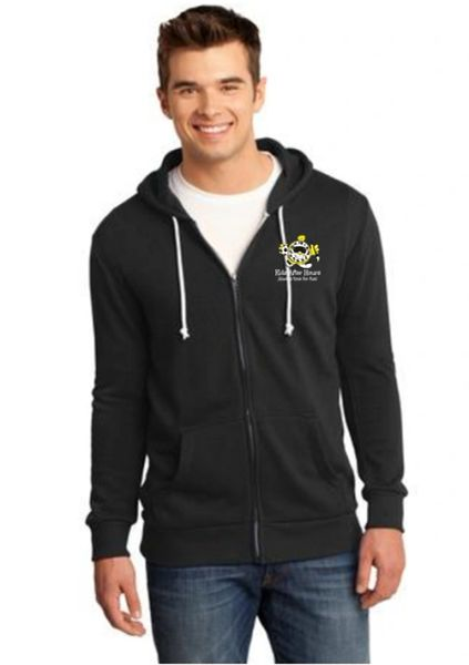 KAH Scrabble- Men's Zip Up Hoodie (DT356)