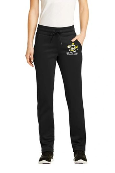 KAH Checkers- Ladies Fleece Pants (LST237)