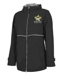 KAH Checkers- Ladies Rain Jacket (5099)