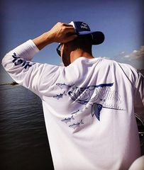Tarpon, saltwater, fisherman, fishing