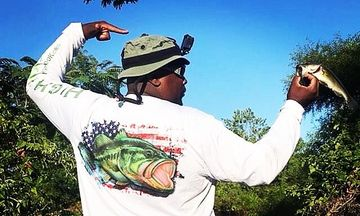 Largemouth Bass, Bass fishing, freshwater fishing