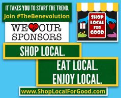Shop Local For Good Sponsorship Opportunities