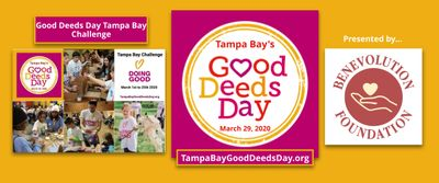 Tampa Bay Good Deeds Day Challenge
